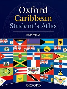Book Oxford Caribbean Students Atlas by Patrick Wiegand