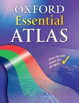 Book Oxford Essential Atlas by Patrick Wiegand