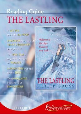 Book The Lastling Reading Guide by Jacquie Hills