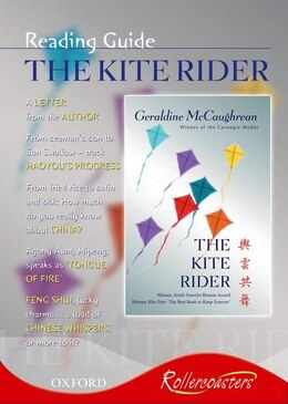Book The Kite Rider Reading Guide by Valerie Peters