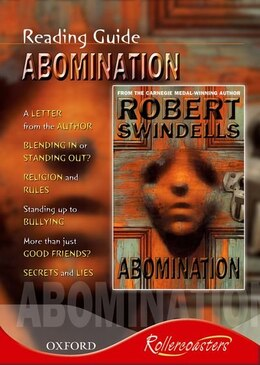 Book Rollercoasters: Abomination Reading Guide by Judith Kneen
