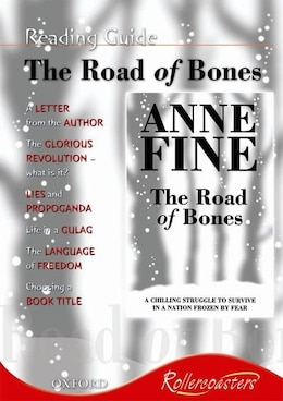 Book Rollercoasters: The Road of Bones Reading Guide by Hayley Davies-Edwards
