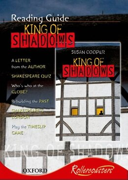 Book Rollercoasters: King of Shadows Reading Guide by Gareth Calway