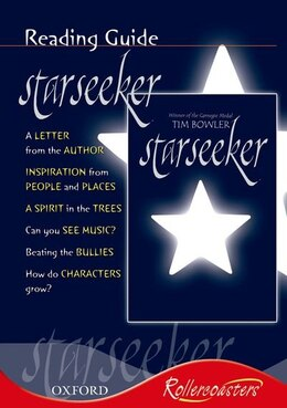 Book Rollercoasters: Starseeker Reading Guide by Frances Gregory
