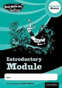 Read Write Inc. Fresh Start New Edition: Introduction Module