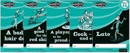 Book Read Write Inc. Fresh Start: Modules 11-15 Pack of 5 by Ruth Miskin