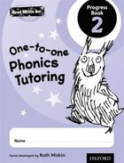 Read Write Inc. Phonics: One-to-One Phonics Tutoring Progress Book 2 Pack of 5