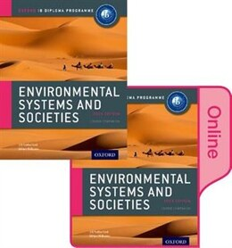 Book IB Environmental Systems and Societies Print and Online Pack 2015 edition: Oxford IB Diploma… by Jill Rutherford