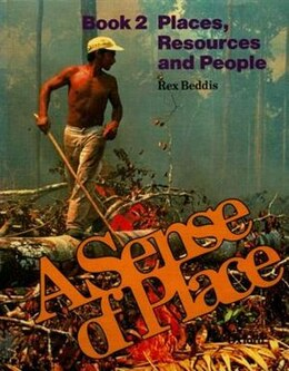 Book A Sense of Place: Book 2 Places, Resources, and People by Rex Beddis
