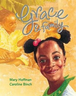 Book Read Write Inc. Comprehension: Module 16: Childrens Books Grace and Family Pack of 5 books by Mary Hoffman
