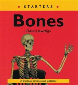 Book Read Write Inc. Comprehension: Module 9: Childrens Books Bones Pack of 5 books by Claire Llewellyn