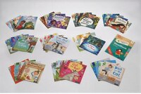 Oxford Reading Tree Traditional Tales: Stage 2 Super Easy Buy Pack