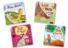 Oxford Reading Tree Traditional Tales: Stage 1+ Pack of 4