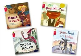 Book Oxford Reading Tree Traditional Tales: Stage 4 Pack of 4 by Monica Hughes