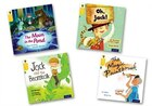 Oxford Reading Tree Traditional Tales: Stage 5 Pack of 4