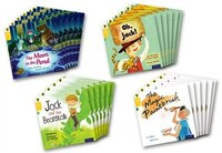 Oxford Reading Tree Traditional Tales: Stage 5 Class Pack of 24