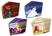 Oxford Reading Tree Traditional Tales: Stage 7 Class Pack of 24