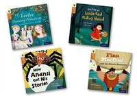 Oxford Reading Tree Traditional Tales: Stage 8 Pack of 4