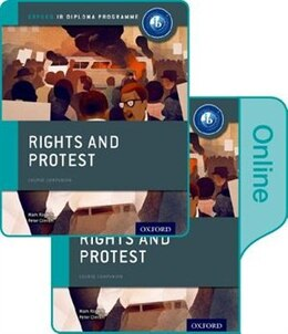 Book Rights and Protest: IB History Print and Online Pack: Oxford IB Diploma Programme by Peter Clinton