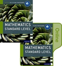 Book IB Mathematics Standard Level Print and Online Course Book Pack: Oxford IB Diploma Programme by Laurie Buchanan