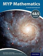 MYP Mathematics 4 and 5 Extended