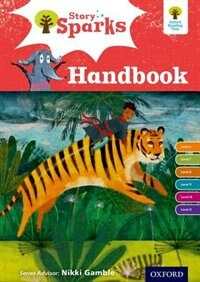 Book Oxford Reading Tree Story Sparks: Oxford Levels 6-11 Handbook by Pam Dowson