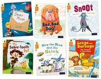 Oxford Reading Tree Story Sparks: Oxford Level 6 Mixed Pack of 6