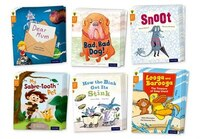 Oxford Reading Tree Story Sparks: Oxford Level 6 Class Pack of 36