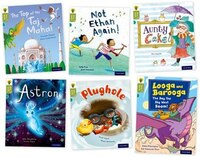 Oxford Reading Tree Story Sparks: Oxford Level 7 Mixed Pack of 6
