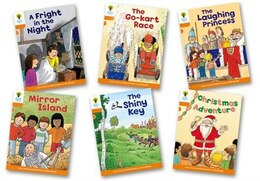 Book Oxford Reading Tree Biff Chip and Kipper Stories: Level 6 More Stories A Pack of 6 by Roderick Hunt
