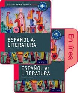 Book Espanol A: Literatura, Libro del Alumno conjunto libro impreso y digital en linea: Programa del… by Miriam Bertone