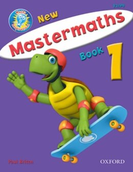 Book Maths Inspirations: Y3/P4: New Mastermaths Pupil Book by Paul Briten