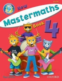 Book Maths Inspirations: Y6/P7 New Mastermaths Pupil Book by Paul Briten