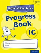 Maths Makes Sense: Y1 C Progress Book