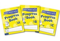 Maths Makes Sense: Y1 ABC Progress Books Mixed Pack