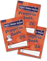 Maths Makes Sense: Year 2 Easy Buy Pupil Kit