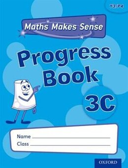 Book Maths Makes Sense: Y3 C Progress Book by Richard Dunne