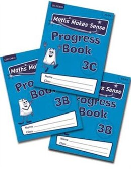 Book Maths Makes Sense: Year 3 Easy Buy Pupil Kit by Richard Dunne