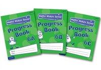 Maths Makes Sense: Y6 ABC Progress Books Mixed Pack