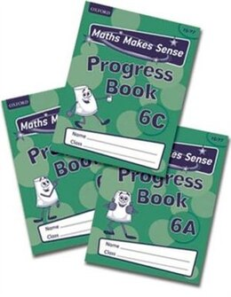 Book Maths Makes Sense: Year 6 Easy Buy Pupil Kit by Richard Dunne