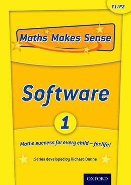 Book Maths Makes Sense: Y1 Software Multi User by Richard Dunne