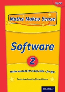 Book Maths Makes Sense: Y2 Software Multi User by Richard Dunne