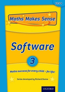Book Maths Makes Sense: Y3 Software Multi User by Richard Dunne