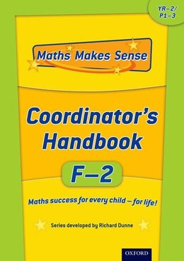 Book Maths Makes Sense: YF-2 Co-ordinators Handbook by Richard Dunne