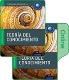 IB Teoria del Conocimiento Libro del Alumno conjunto libro impreso y digital en linea: Programa del…
