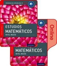 IB Estudios Matematicos Libro del Alumno conjunto libro impreso y digital en linea: Programa del…