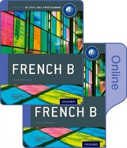 Book IB French B Print and Online Course Book Pack by Christine Trumper