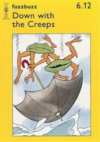 Book Fuzzbuzz: Down With the Creeps by Colin Harris