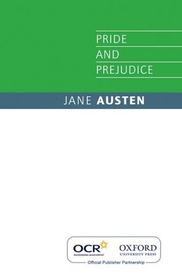 Book OCR Pride and Prejudice by Jane Austen