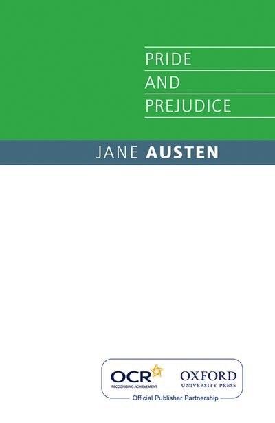 OCR Pride and Prejudice by Jane Austen